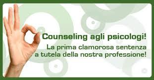 il Counseling Psicologico viene effettuato da un'esperto psicologo